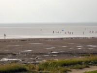 Nordsee bei Niedrigwasser